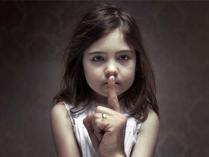 Silence-enfant